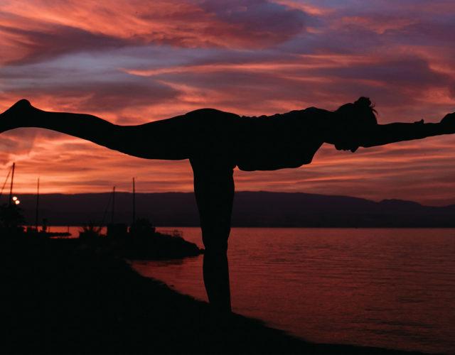 Création web - Création du site Yoga Thonon, cours de yoga selon la méthode Iyengar